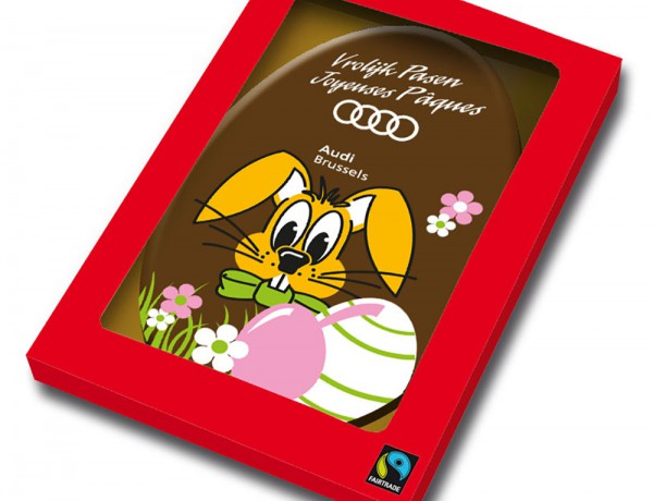 Easter Chocolate Card