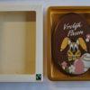 Carte Chocolat Pâques fairtrade