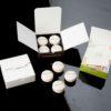 18. Carton box 4 macarons
