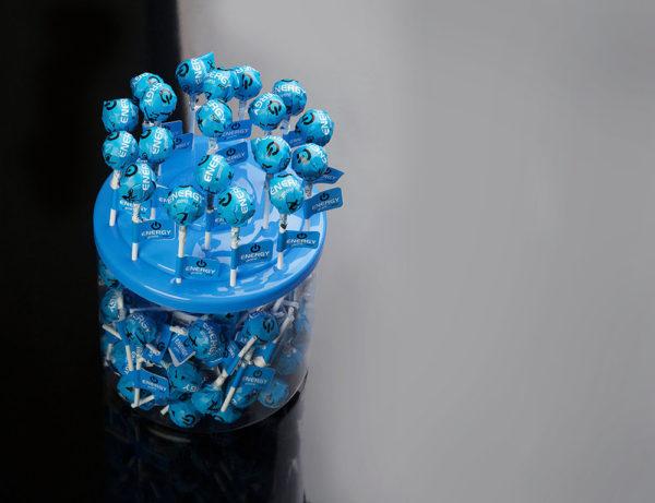 Display Lollipops
