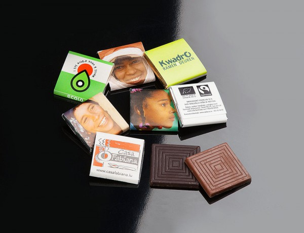Bio Fairtrade Chocolates