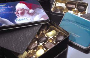 Belgian chocolate Leonidas