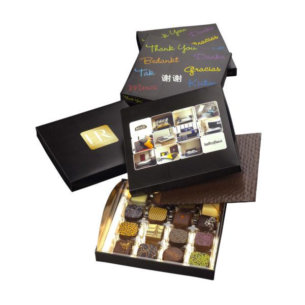 Chocopolis gift box catalog