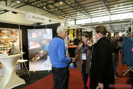 Guy BAPP Promgifts beurs 2017
