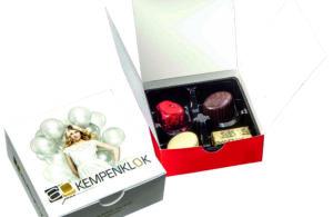 Chocolade Geschenkdozen