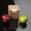 02. Apple in carton giftbox