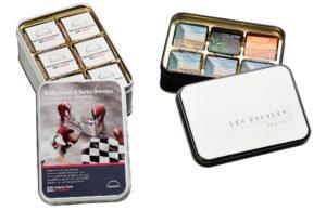 Belgian gift boxes