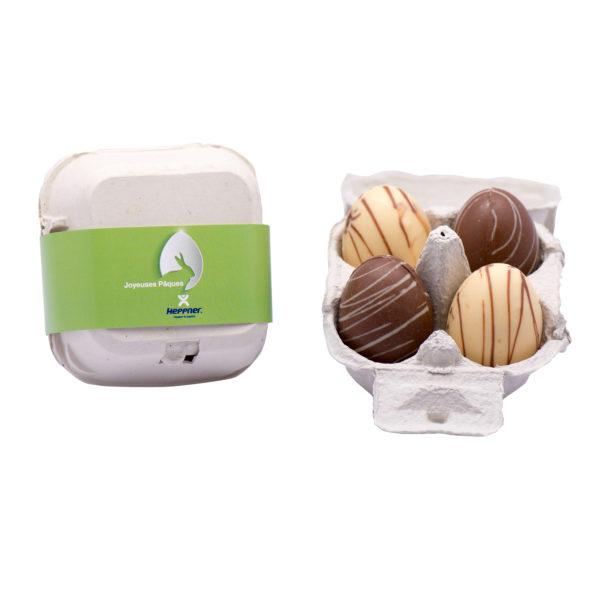 Easter Eco Box Belgian Chocolate