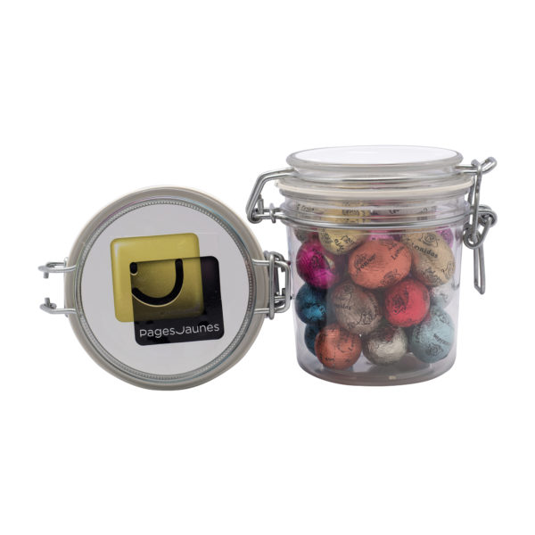 Candy Jar Leonidas