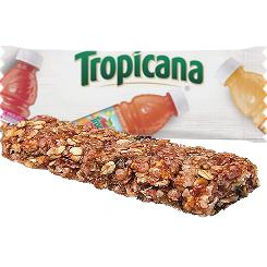 organic cereal raspberry bar 30 gr Personaliser