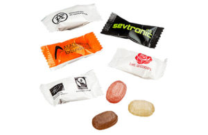 Bio fairtrade candies